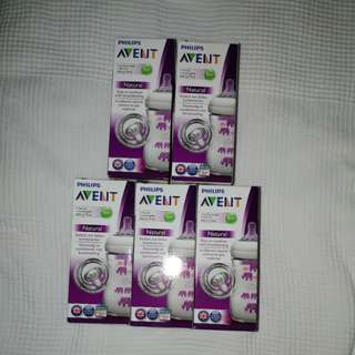 NEW - AVENT 9oz Bottle [Limited Edition]