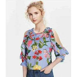 Stylish Floral Top