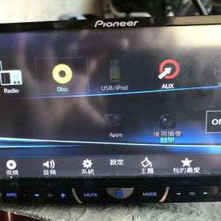 Pioneer AVH-x4550