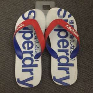 NEW Superdry Thongs