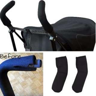 Umbrella Stroller Handlebar Grip Cover★Stroller Grip Cover★Handle Proctector