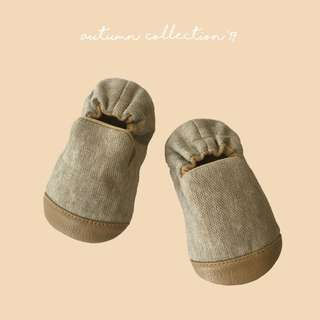 TANNA - handmade baby shoes