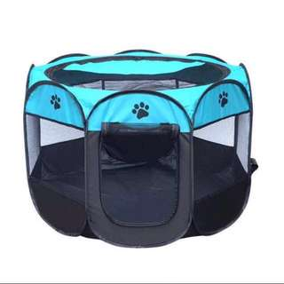 8 Sided Portable Play Pen