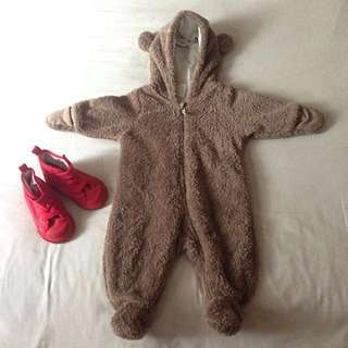 H&M Sleepwear & Shoes