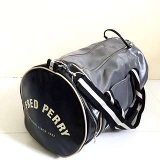 Authentic Fred Perry Duffle bag