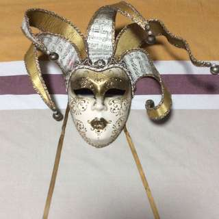 Two Venice Face Mask For Sale