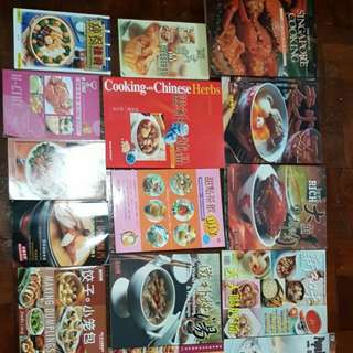 Cooking and recipe books