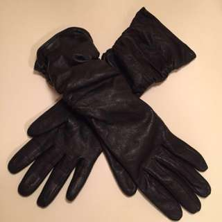 Guder genuine leather gloves