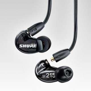 Shure SE 215