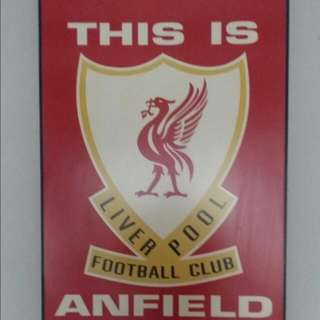 LIVERPOOL 'THIS IS ANFIELD'