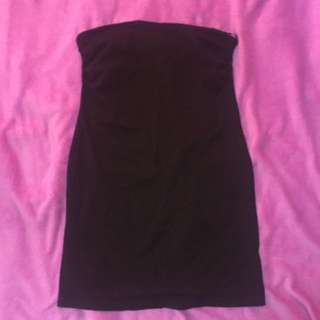 Authentic H&M tube bodycon dress from US