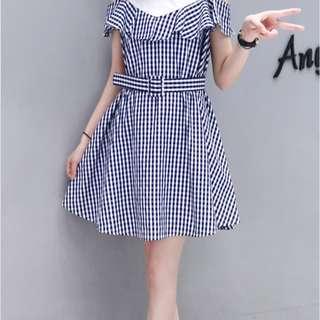 [PO] Nursing/Maternity Dual function Slim looking Dress