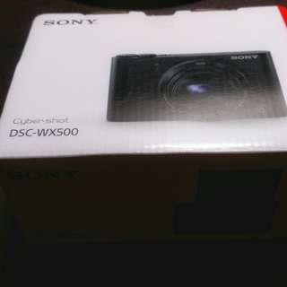 Sony DSC-WX500數位相機