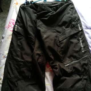 Clover waterproof riding pants