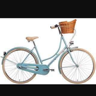 Beautiful Retro Ladies Bike