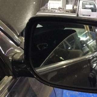 Toyota mark X side mirror