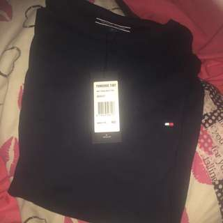 Brand New Navy Tommy Hilfiger T Shirt