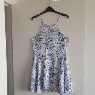 Factory floral dress