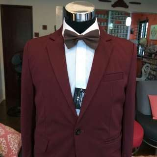 Colored coats by Millennium Suits and Formal Wear
