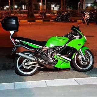 Kawasaki KRR WTT/WTS COE 2021