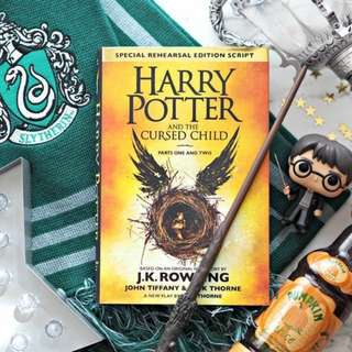 Harry Potter and the Cursed Child - Free Ebook