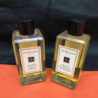 Jo Malone Body Wash & Shampoo