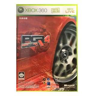【二手遊戲】XBOX360 世界街頭賽車4 PGR4 中英合版