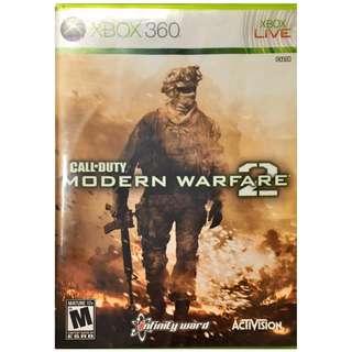 【二手遊戲】XBOX360 CALL of DUTY MODERN WARFARE 2 決勝時刻:現代戰爭2