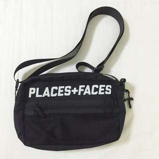 Places plus Faces shoulder bag