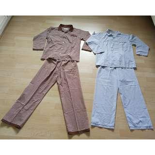 Girls Long Sleeve Long Pant Sleep Wear