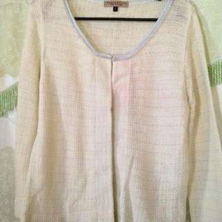 Knitted Cardigan Brand: PROPORTION Body Dressing