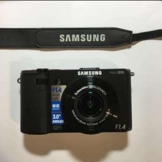 Samsung ex2f 八五成新 低價售出