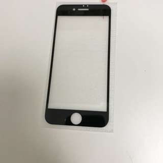 Iphone 7 clear tempered glass