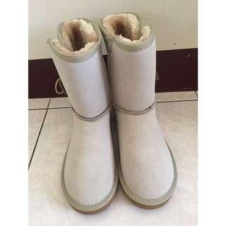 UGG 專櫃正品 雪靴 24