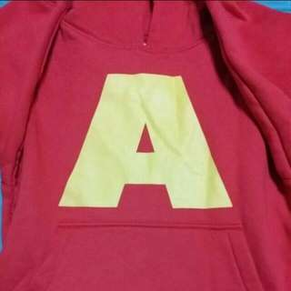 Alvin and the chipmunks hoodie and bonnet