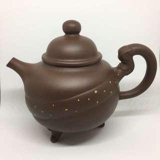 Teapot Zisha Tri Stand
