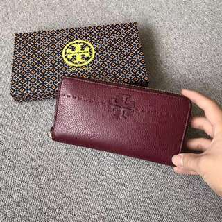 Tory Burch long wallet