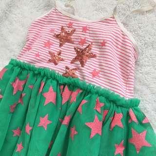 Cotton On Kids tutu Star Dress