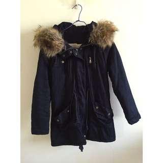 羔羊 保暖外套