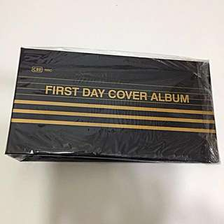 BN First Day Cover Album