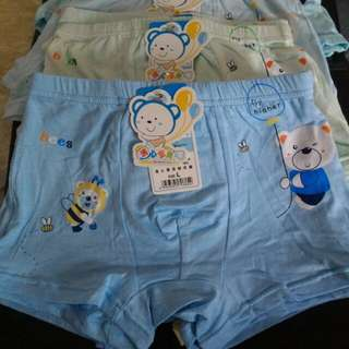 Boy boxer underwear