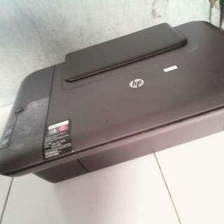 Reprice Printer+Tinta Hp deskjet 2050