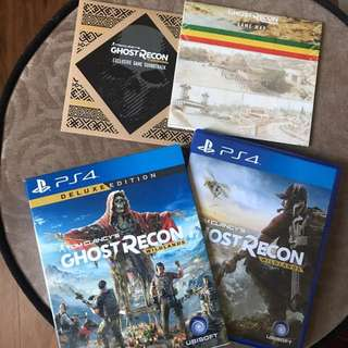Ghost Recon - Deluxe Edition [PS4]