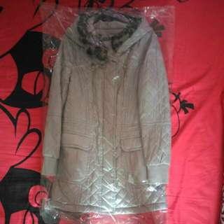Long Winter Jacket (Size M)