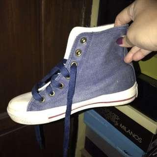 High-cut Sneaker