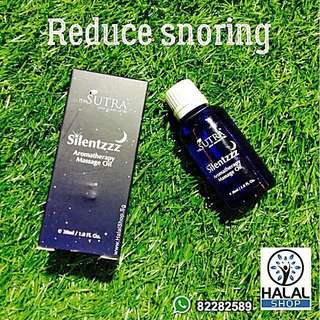 Sutra Silentzzz Aromatheraphy Massage Oil