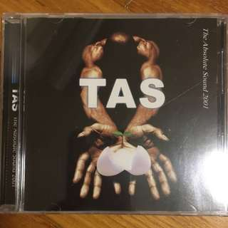 TAS - The Absolute Sound 2001 ( CD )