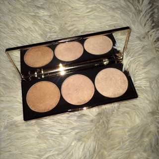 Nude by nature highlighter trio