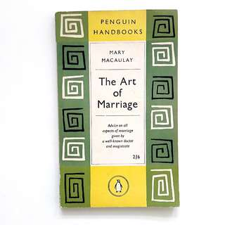 The Art of Marriage (Mary Macaulay)
