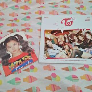Twice-The Story Begins Album